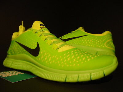 check out 221d6 13226 Nike Free 3.0 V4 Hybrid Id Grinch Green Volt Black Neon Yellow 532398-991  12.5