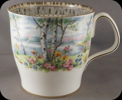Royal Albert Silver Birch Coffee Hot Chocolate Mug (4 available)