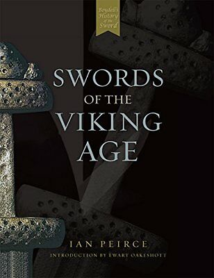 Swords of the Viking Age by Oakeshott, Ewart Paperback Book The Fast Free