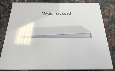 Apple Magic Trackpad 2 Mj2R2Ll/A Silver