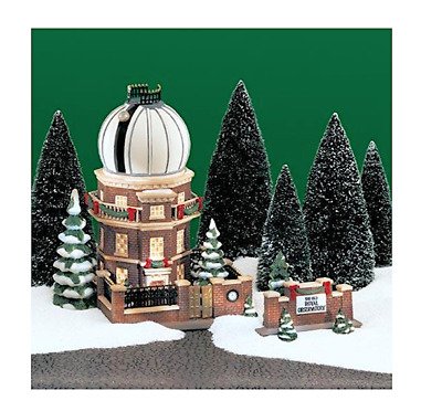 Dept 56 Dickens Village- The Old Royal Observatory 58453 Historical Landmark New