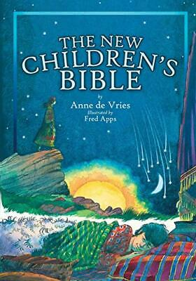 The New Children's Bible (Colour Books) by Vries, Anne de Hardback Book The