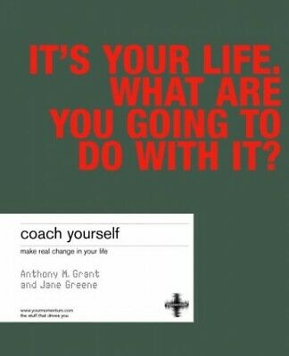 Coach Yourself: Make Real Change in Your Life by Jane Greene Paperback Book The