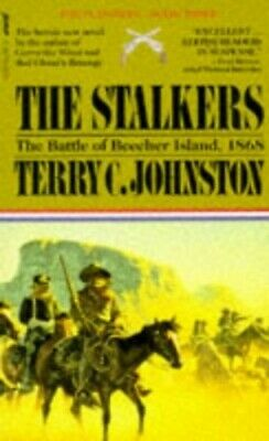The Stalkers (The plainsmen series) by Johnston, Terry C. Paperback Book The