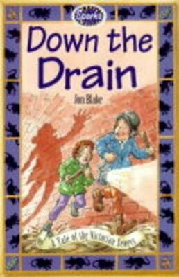 Sparks:Down the Drain: Victorian Sewers by Blake, Jon Hardback Book The Cheap