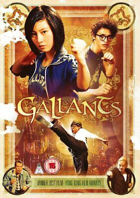 Gallants [DVD] - DVD  CUVG The Cheap Fast Free Post