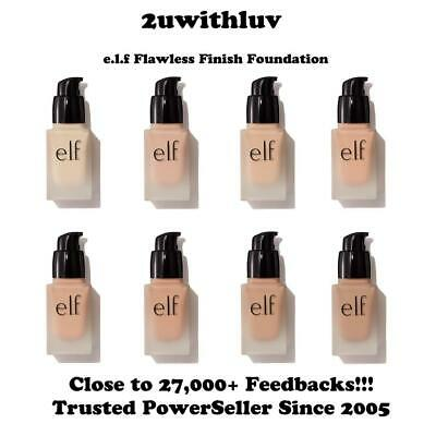 Elf E.l.f. Flawless Finish Oil Free Foundation *free Express Post!*