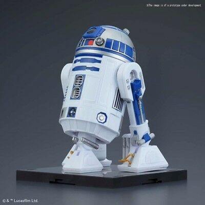 Star Wars R2-D2 (Rocket Booster Ver.) Bandai Hobby Toy