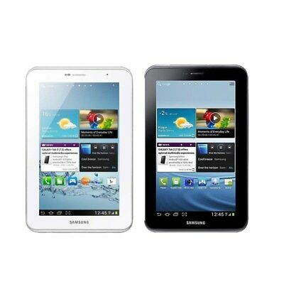 7'' Samsung Galaxy Tab 2 GT-P3100 8GB 3G GSM Android Tablet
