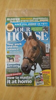 Your Horse Magazine Issue 438 May 2018
