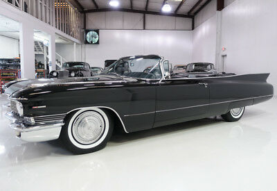 1960 Cadillac Series 62 | Most expensive Series 62 model for 1960