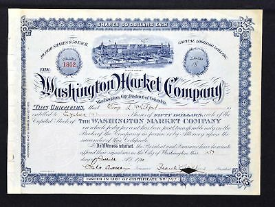 Washington Market Company