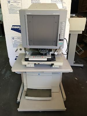 Minolta MS6000 Working MicroFische with Minolta Msp 3000 Printer Working