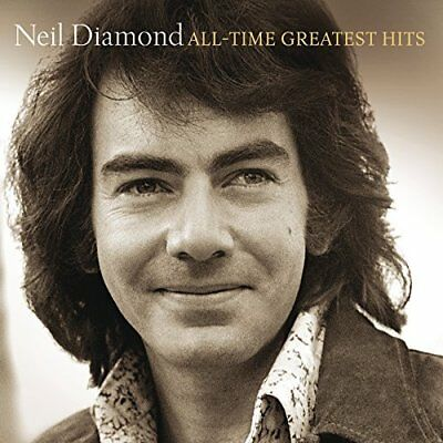 Neil Diamond-All-time Greatest Hits CD NEW