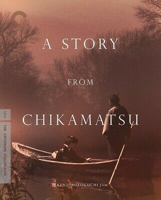 Criterion Collection: A Story From Chikamatsu [New Blu-ray] 4K Mastering, Full