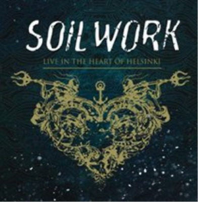 Soilwork-Live in the Heart of Helsinki CD with DVD NEW