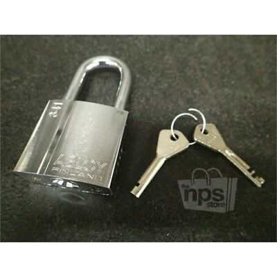 "Abloy 341 The Enforcer Padlock, 1-7/8""x1-3/32"" Inside Shackle, 1""x2-1/4""x4-1/2"""