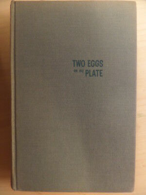 Two Eggs on My Plate by Olsen, Oluf Reed