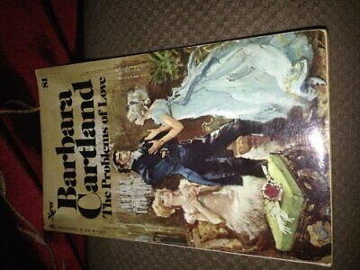 The Problems of Love by Barbara Cartland Book The Cheap Fast Free Post