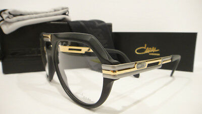 ebd51c9e315 CAZAL 657 EYEGLASSES Frames Color 011 Matt Black Gold Authentic New ...