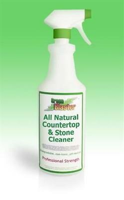 Green Blaster Products GBSC32 All Natural Stone Cleaner 32oz