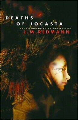 Deaths of Jocasta (Micky Knight Mystery S.) by Redmann, Jean Paperback Book The