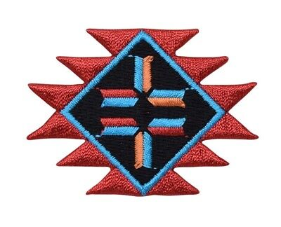 Southwest Iron On  Embroidered Applique SOUTHWEST-WESTERN DREAM CATCHER