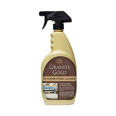 Granite Gold GG0055 24 oz Outdoor Stone Cleaner - pack of 6