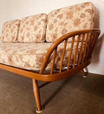 Vintage Ercol Day Bed - Studio Couch