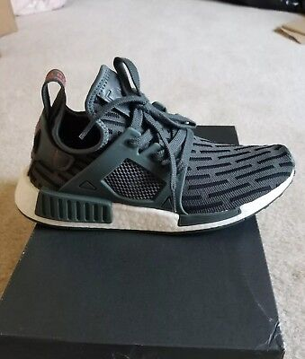 WOMEN'S ADIDAS NMD Olive Green Sneakers Size 10 $55.00