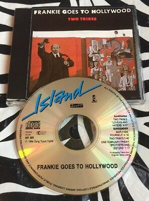 Frankie Goes To Hollywood - Two Tribes Rare CD Single