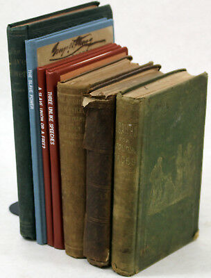 LOT OF 7 ANTI SLAVERY 1850 Doughfaces NEGROES Abolition ALEXANDER STEPHENS
