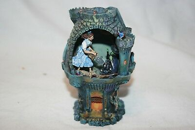 Wizard of Oz Collectible Egg The Witch Melts 1999 CP01942 Excellent TFM