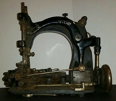 Antique UNION SPECIAL CLASS 2300 sewing machine heavy duty vtg industrial