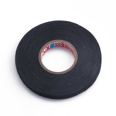 Wiring Harness Velvet Cloth Tape For Car Automotive Heat Resistant 9mm x 15M