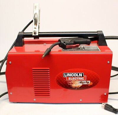 Lincoln 88 amp Weld Pak HD Flux welder, 115v, 10949, , USED, FAST FREE SHIP