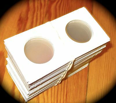 600 BCW Cardboard Coin Holders 2X2 Premium Flips You Choose the Size