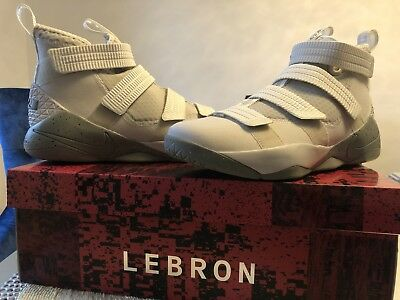 finest selection dca61 ea7aa NIKE LEBRON SOLDIER 11 Brand New Size 10.5 Best Price On Ebay