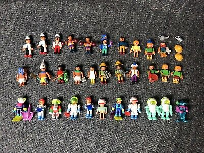 Mixed Lot of Kinder Surprise People Figures - Egyptian, Nautical, Space, Circus