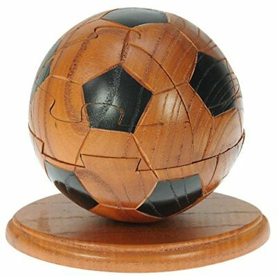 Football 3d Puzzle : Gifts For Boys And Girls : Novelty Kids   Adults Present :