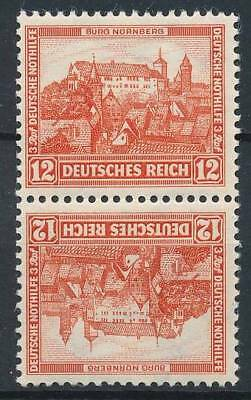 [124829] Germany 1932 good pair of stamps tête-bpeche very fine MNH $27,50