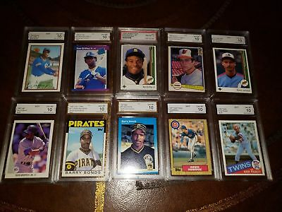 4000 Amazing Sports Cards Lot + 4 Graded Card Included + Unopened Packs