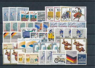 [G129318] Germany good lot of stamps very fine MNH