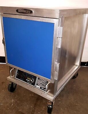 Portable INSULATED PROOFER Humidity Control Holding Warming Cabinet 1/2 Half