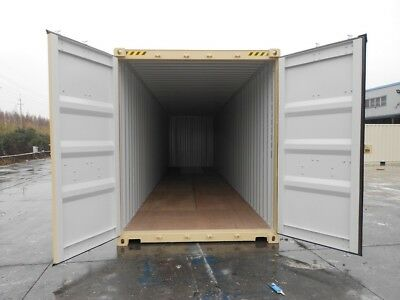 40 foot Shipping Storage Container NEW Denver in stock!