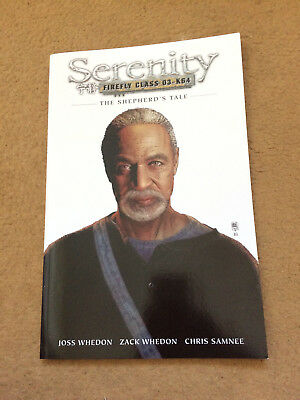 Firefly Cargo Crate - Serenity: The Shepherd's Tale Graphic Novel - Loot Crate