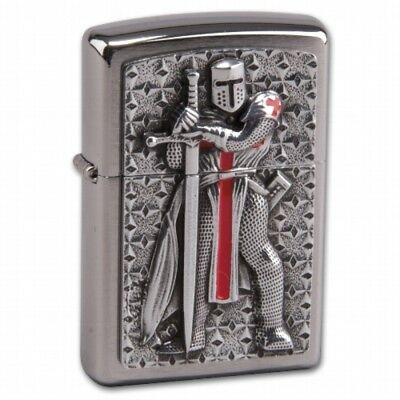 ZIPPO The Crusader Revenge 2018 stunning emblem collectible lighter