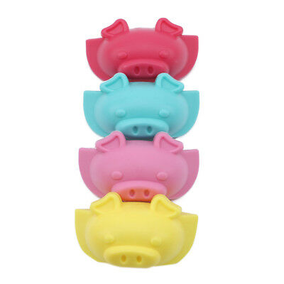 Pig Infant Baby Child Kid Safety Table Desk Corner Edge Cushions Protector Pad Z