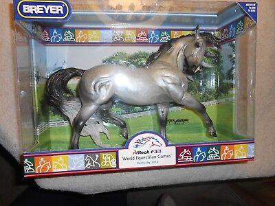 Breyer Esprit #9101 - Official Model Horse of the 2010 WEG - Kentucky 2010 - NIB
