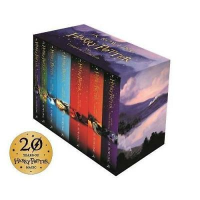Harry Potter Boxed Set:The Complete Collection (Children's Paperback) Rowling J.